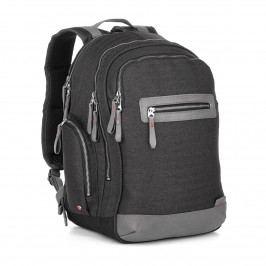 >Stílusos hátizsák Topgal EFFI 18002 G - Grey