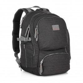 >Stílusos hátizsák Topgal EFFI 18003 G - Grey