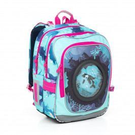 >Iskolatáska Topgal CHI 790 D - Blue