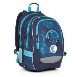 >Iskolatáska Topgal CHI 799 D - Blue