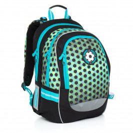 >Iskolatáska Topgal CHI 800 E - Green
