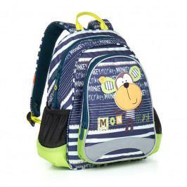 >Gyermek táska Topgal CHI 835 Q - Navy