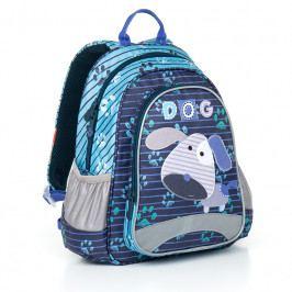 >Gyermek táska Topgal CHI 836 D - Blue