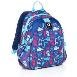 >Gyermek táska Topgal CHI 839 D - Blue
