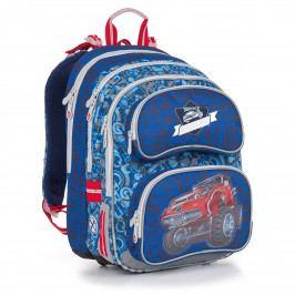 >Iskolatáska Topgal CHI 841 D - Blue
