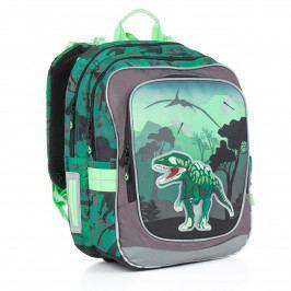 >Iskolatáska Topgal CHI 842 E - Green