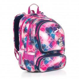 >Iskolatáska Topgal CHI 869 H - Pink