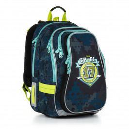 >Iskolatáska Topgal CHI 878 D - Blue