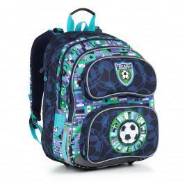 >Iskolatáska Topgal CHI 884 D - Blue
