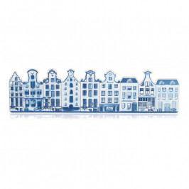 Boska Delft Blue kerámiatálca sajt / csokoládé tálalására