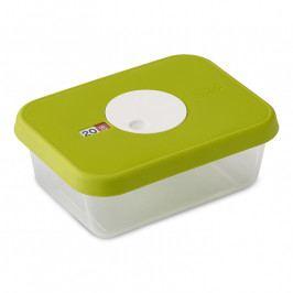 Joseph Joseph Dial™ dátumos tárolóedény, 1 liter, zöld