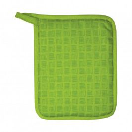 MÜkitchen MÜincotton® szilikon edényfogó, zöld