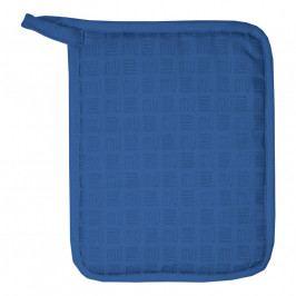MÜkitchen MÜincotton® szilikon edényfogó, kék