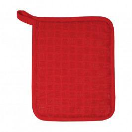MÜkitchen MÜincotton® szilikon edényfogó, piros