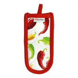 MÜkitchen MÜincotton® nyélre húzható edényfogó, Chilli Peppers