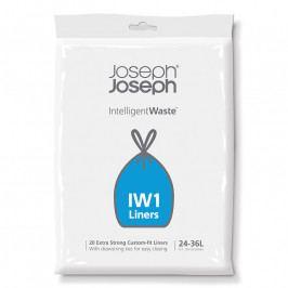 Joseph Joseph IntelligentWaste™ IW1 szemeteszsák, extra erős, 24-36 liter