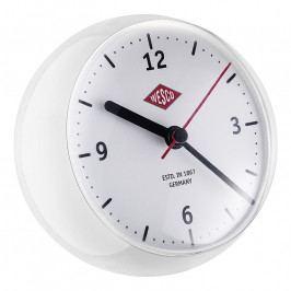Wesco Mini asztali óra időzítővel, fehér