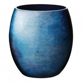 Stelton Stockholm váza; közepesméretű; 16,6 cm; horizon; Nordic; stelton
