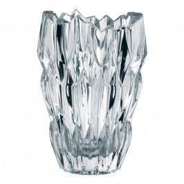 Nachtmann Quartz Oval kristályváza, 16 cm