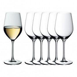WMF Easy Plus kristálypohár készlet fehérborhoz