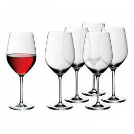WMF Easy Plus kristálypohár készlet Bordeaux-i vörösborhoz