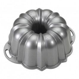 NordicWare Anniversary Bundt® kuglóf sütőforma, nagyméretű, ezüst, Nordic Ware