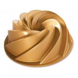 NordicWare Heritage Bundt® kuglóf sütőforma, arany, Nordic Ware