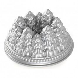 NordicWare Pine Forest Bundt® havas erdő alakú kuglófsütő forma, Nordic Ware
