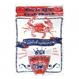 MÜkitchen MÜincotton® konyharuha / törölköző, Uncle AJ´s Crab Shac