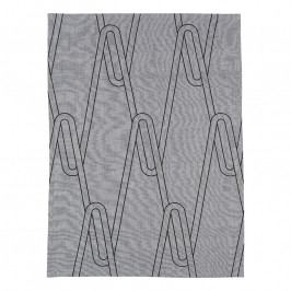 ZONE DRY ART konyharuha, wave grey/black