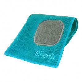 MÜkitchen MÜcloth mikroszálas törlőkendő, súrolórésszel, sea blue