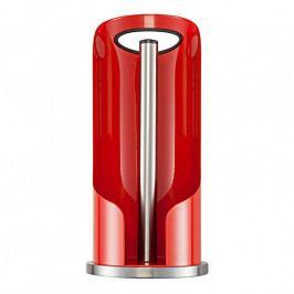 Wesco TO GO konyhai papírtörlő / toalettpapír tartó, piros
