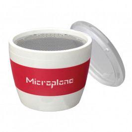 Microplane Spice Cup fűszerreszelő, piros