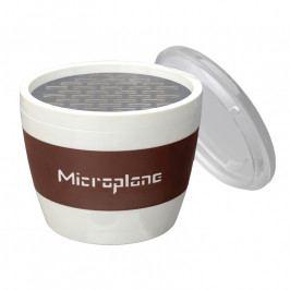 Microplane Chocolate Cup csokoládéreszelő, barna