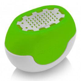 Microplane Flexi Zest citrushéj reszelő, zöld