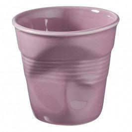 REVOL Froissés espresso pohár, 8 cl, áfonyalila