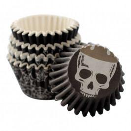 NordicWare Seasonally Sweet Halloween mini muffin papír/kapszli, 100 db, Nordic Ware