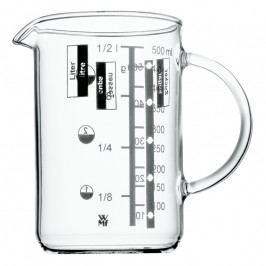 WMF Üveg mérőedény; 0,5 liter; WMF