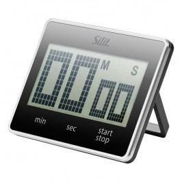 Silit Attimo digitális konyhai időzítő, fekete