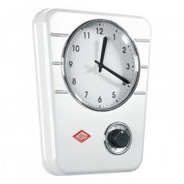 Wesco Konyhai falióra időmérővel, fehér