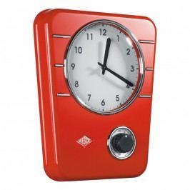Wesco Konyhai falióra időzítővel, piros