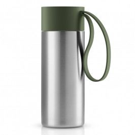 Eva Solo To Go XL thermo bögre; méregzöld kupakkal; 0,5 liter; rozsdamentes acél; Eva Solo
