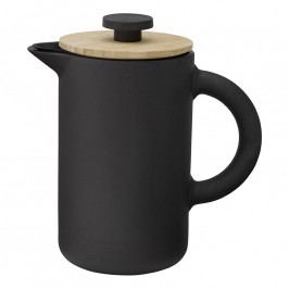 Stelton Theo french press kávéfőző; 0,8 liter; black; Nordic; stelton