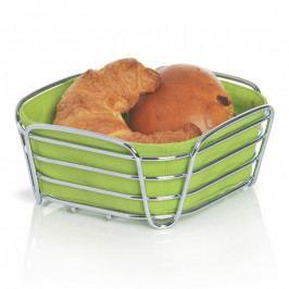 Blomus DELARA kis kenyérkosár, zöld