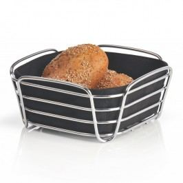 Blomus DELARA kis kenyérkosár, fekete