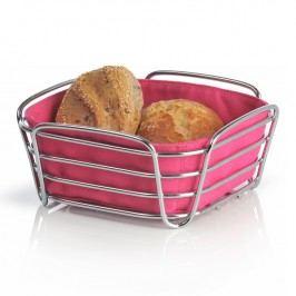 Blomus DELARA kis kenyérkosár, rózsaszín
