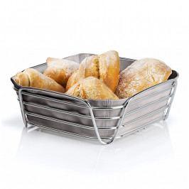Blomus DELARA nagy kenyérkosár, szürkésbarna