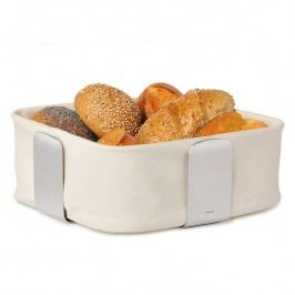 Blomus DESA nagy kenyérkosár, homokszínű