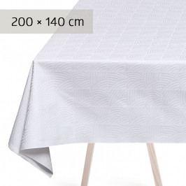 GEORG JENSEN DAMASK NANNA DITZEL asztalterítő, white, 200 × 140 cm