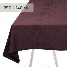 GEORG JENSEN DAMASK FINNSDOTTIR asztalterítő, winetasting, 350 × 140 cm